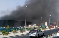 Fire breaks out at Kuwait's Avenues Mall construction site