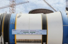 Major components installed at last unit of UAE's nuclear power plant