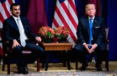 Trump says Qatar crisis will be resolved quickly