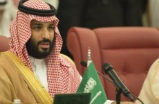 Saudi's crown prince to double SoftBank investment, hopes for first NEOM town in 2019