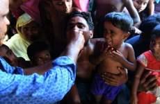 Saudi, UAE pledge millions of dollars to Rohingya refugees