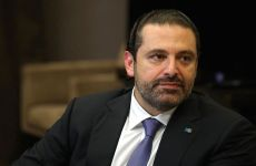 Hariri warns Lebanon faces Arab sanctions risk, to return in days