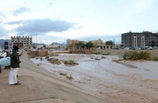 Three killed in Saudi after heavy rains