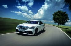 Car review: Mercedes AMG S63