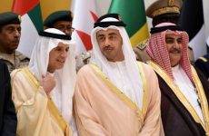 UAE calls for cooperation pact with Saudi Arabia in divided Gulf