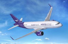 Golden Falcon orders 25 A320neos for Kuwait's Wataniya