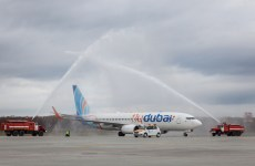 Flydubai begins flights to Montenegro, three Russian cities