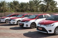 Oman government taxi service begins operations