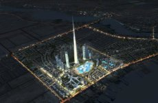 Work continues on world's tallest tower after Saudi corruption purge