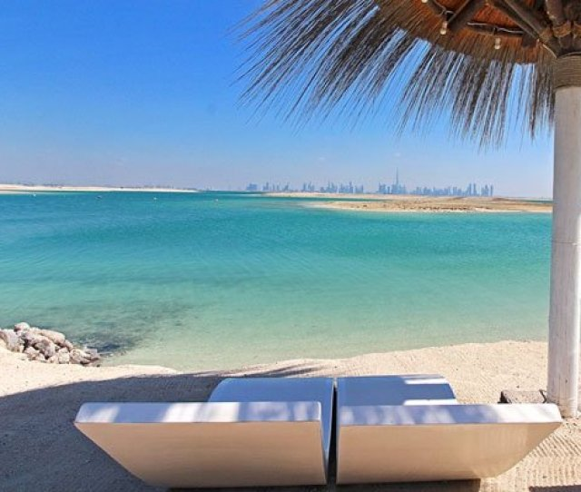 The Owner Of Lebanon Island On Dubais The World Islands Has Put The Development Up For Sale