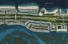 Construction contract awarded for Abu Dhabi's mega Al Fahid Island