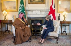 Saudi crown prince, UK PM note importance of oil market stability