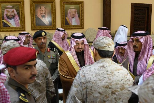 Saudi royals gather after death of Prince Bandar bin Khalid - Gulf