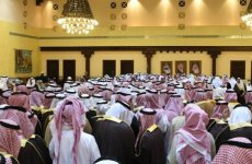 Saudi royals gather after death of Prince Bandar bin Khalid