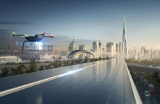 Pictures: Dubai's DP World, Virgin Hyperloop One partner for cargo venture