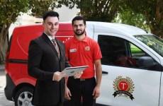 Dubai's Emirates introduces home check-in service