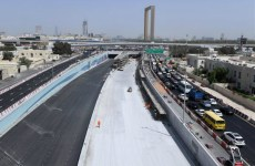 New tunnel to ease traffic congestion in old Dubai