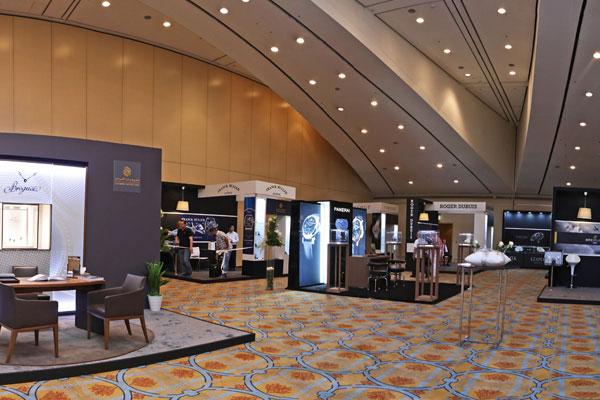 Salon des Grandes KSA: A mega watchmaking exhibition opens