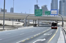 Dubai begins new bus route to Sharjah