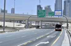 Dubai to fine drivers for using JLT bus lane from next week