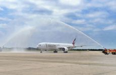 Emirates starts flights to London Stansted