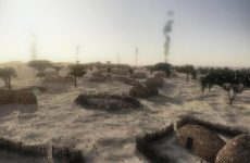 8,000-year-old village discovered in Abu Dhabi