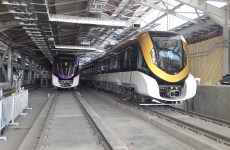 Dynamic test runs begin on Riyadh Metro project