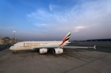 Dubai airline Emirates posts 86% drop in H1 profit, warns of 'tough' times ahead
