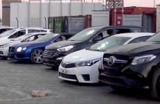 Video: Dubai Police busts gangs for stealing luxury cars worth Dhs11m