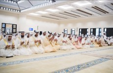 UAE leaders perform Eid Al Adha prayers