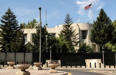Turkey detains two men over shooting at US embassy in Ankara