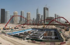 Foundation works completed for super tall tower in Uptown Dubai district