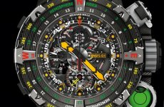 Introducing the Dhs3.6m Richard Mille x Sylvester Stallone watch