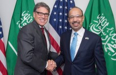 Saudi and US energy ministers meet in Washington