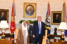 Kuwait's emir tells US President he is hoping for 'an early end' to the GCC crisis