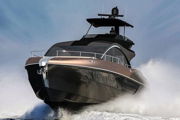 Lexus LY 650 Yacht
