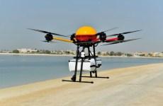 Dubai Municipality launches beach rescue drone in 'world first'