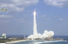 Video: UAE's KhalifaSat successfully launches into space