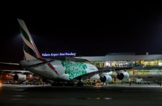 Dubai's Emirates operates temporary A380 service to St Petersburg