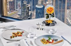 Restaurant review: At.Mosphere, Burj Khalifa