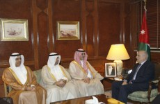 UAE, Kuwait, Saudi each pledge $833m in aid to Jordan