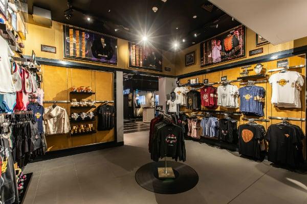 Hard Rock Cafe opens venue at Dubai International Airport - Gulf