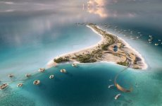 Saudi says mega Red Sea project 'on track' to complete phase 1 in 2022