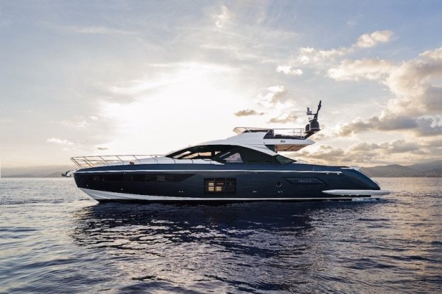 In Pictures Top 12 Yachts On Display At The Dubai Boat Show Gulf