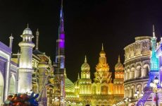 Dubai's Global Village closed on Sunday due to bad weather