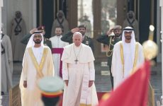 Video: UAE leaders meet with Pope Francis in Abu Dhabi