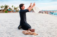 Indian actor Shah Rukh Khan again features in Dubai Tourism ad campaign