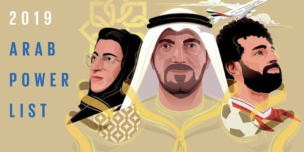 Top 100 most powerful Arabs 2019 - Gulf Business