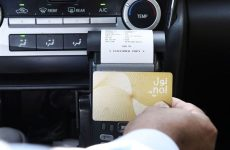 All Dubai taxis now offer payment via Nol cards, credit cards and NFC