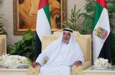 Video: UAE leaders exchange Ramadan greetings with President Sheikh Khalifa